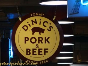 Dinic's Reading Terminal Market, Philadelphia, PA