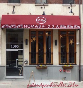 Nomad Pizza Philadelphia, Pennsylvania