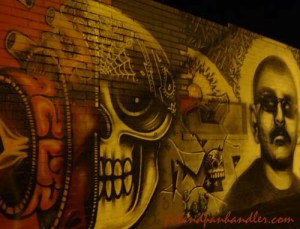 Barrio Cafe Graffiti Phoenix, AZ