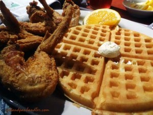 Gladys Knight's Chicken & Waffles, Atlanta, Georgia