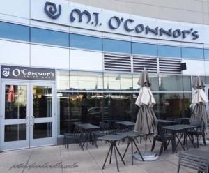 MJ O'Connor's Boston Massachusetts