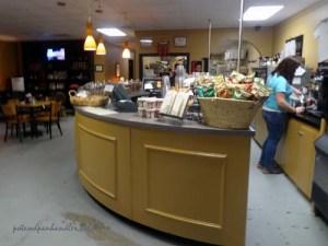 Home of Franken Cookie, Queen St. Deli, Kinston, NC