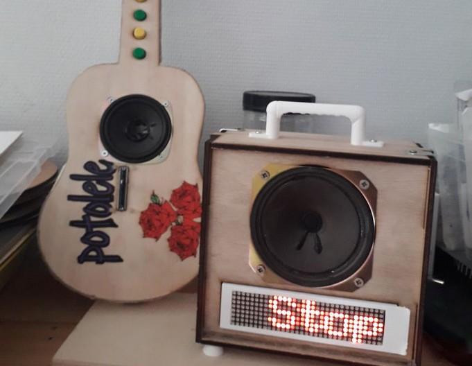 Music'O'Lab – Potolélé & PotoBaffle