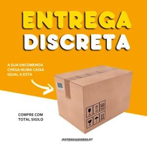 Embalagens Discretas Potenciadores
