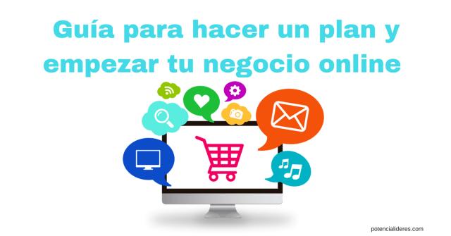 Guía-plan-negocio-online Guía para hacer un plan y empezar tu negocio online