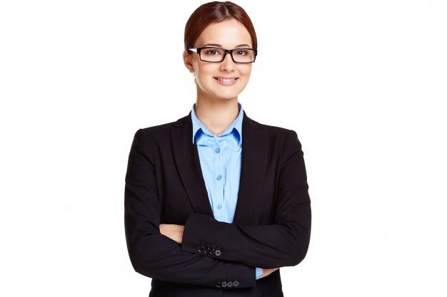 mujer-de-negocios-con-gafas-y-los-brazos-cruzados_1098-3347 Marca