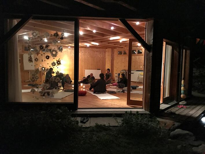 CentroArte Wochenendseminar Potenzial entfalten zusammenkommen