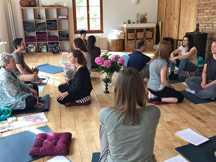 Ellbach Wochenendseminar Potenzial entfalten Vertiefung zu zweit