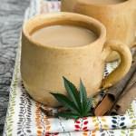 Té Latte de Marihuana