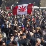 Canadá se convertirá en el segundo país en legalizar el cannabis para uso recreativo