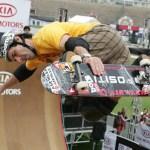 Andy Macdonald icono del skateboard se une a la industria del cannabis