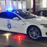 Policías de Denver están ahora patrullando en un Tesla. Gracias a la hierba.