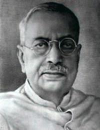 Black and white Image of author Rajshekhar Basu from Wikipedia