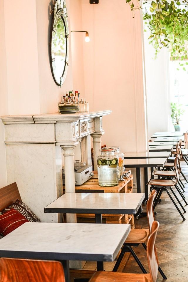 Chyl Café à Bruxelles - Potimanon