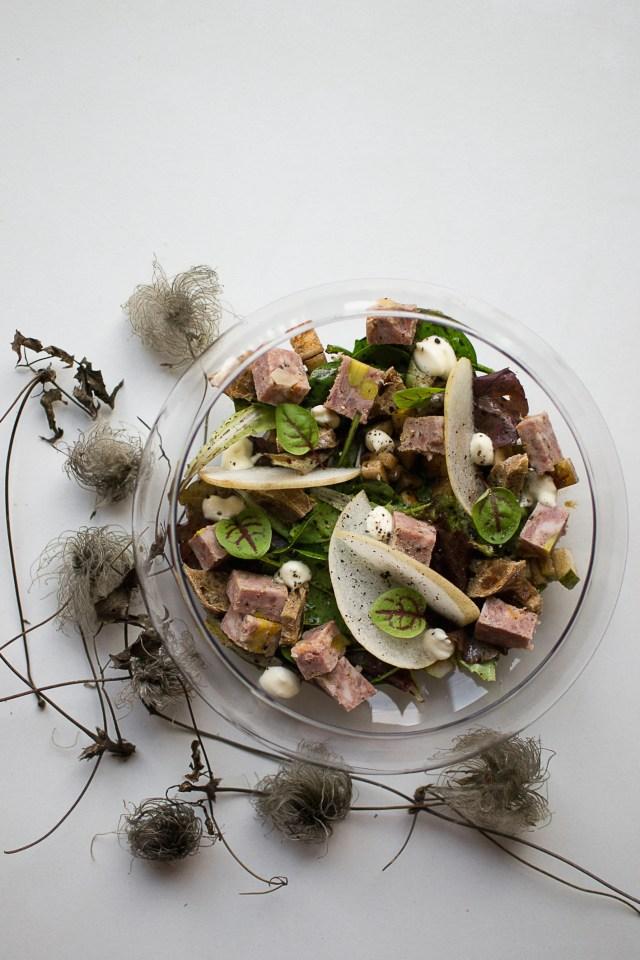 Recette de fêtes terrine foie gras abricot pistache