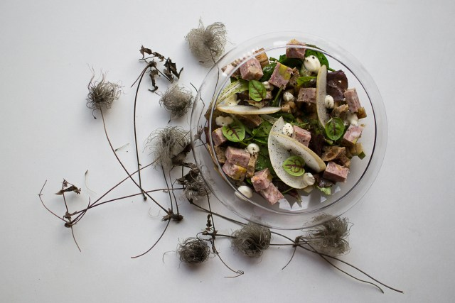 Salade gourmande - Boucherie Goeders