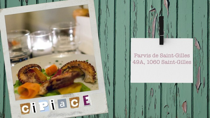 CiPiaCe, un goût d'Italie et de soleil au coeur de Bruxelles