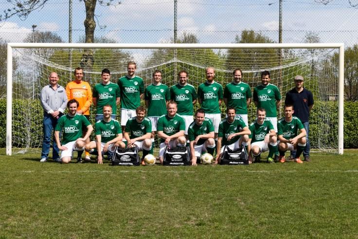 Eemdijk 4, seizoen 2014 / 2015