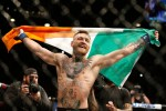 Conor McGregor nimesi itsensä Hall of Fameen