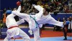 Harrastuksena karate