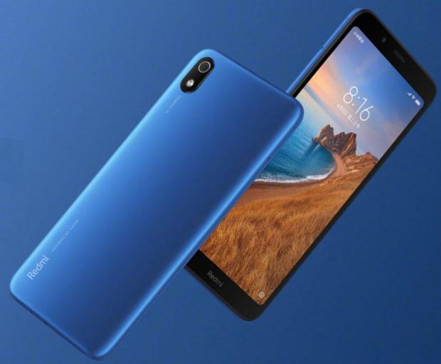 В Россию пришёл дешёвый Redmi 7A от Xiaomi