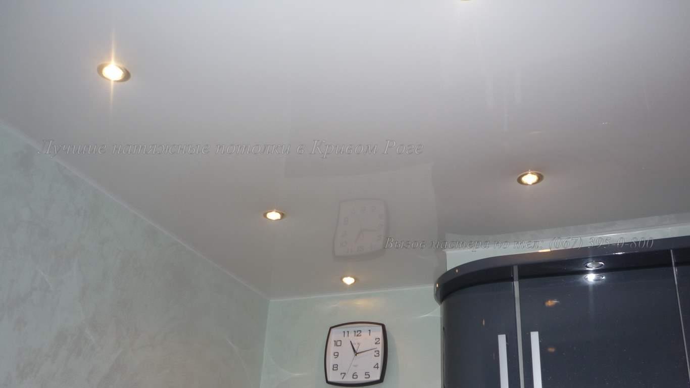 Заказать натяжные потолки в кривом роге