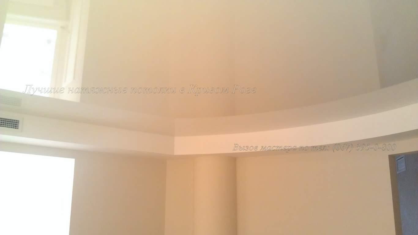 Натяжные потолки кривой рог