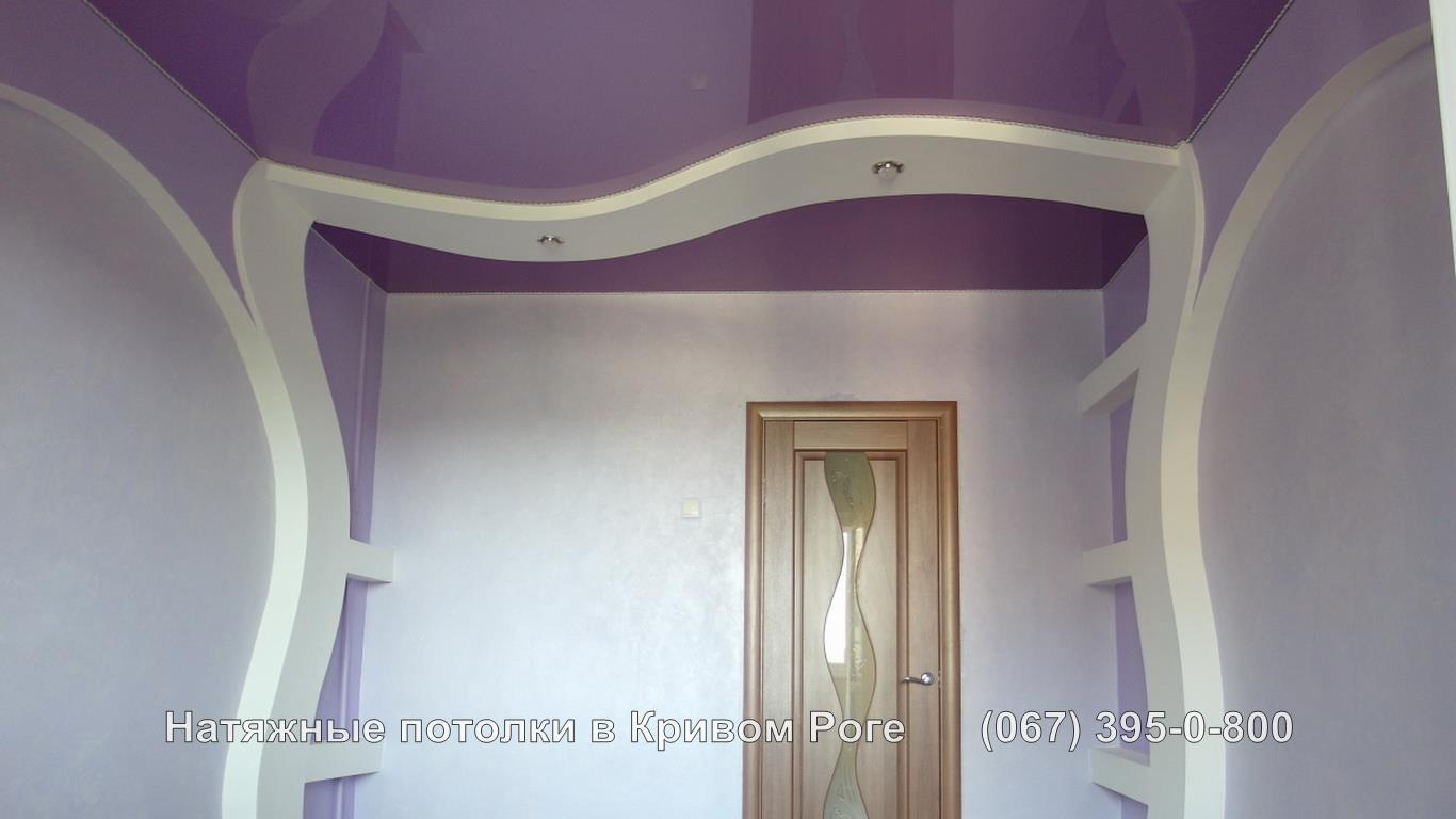 Натяжные потолки Кривой Рог Фото