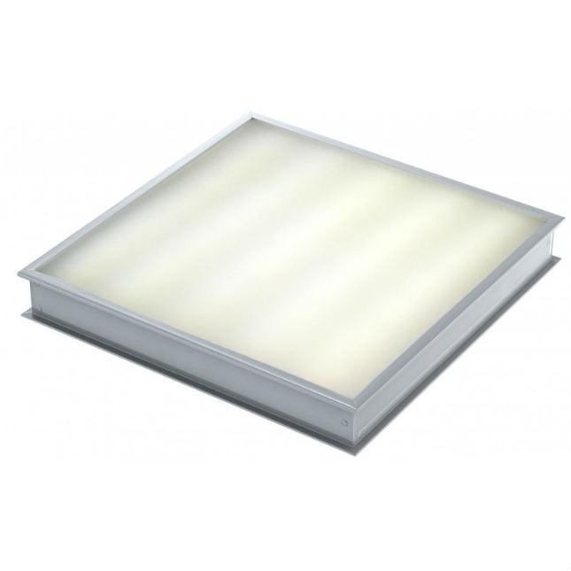Светильник светодиодный LED AMR Люкс размер 595 х 595 х 40