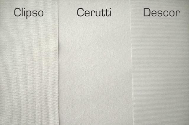 Сравнение тканевых полотен