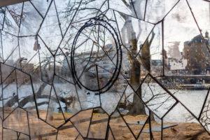 fractured mirror