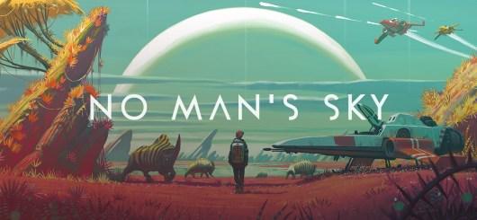 Banner No Man's Sky