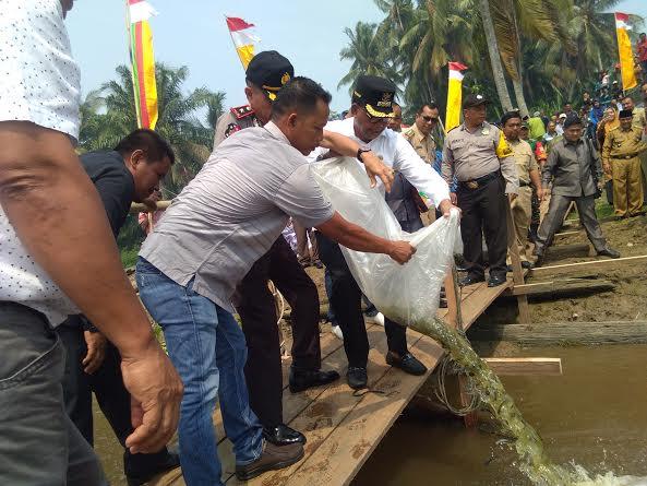 Bangkitkan Kejayaan Perikanan, Pemkab Rohil Berdayakan Nelayan dan Budidaya Perikanan