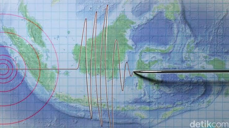 Gempa M 8,8 di Selatan Jawa Cuma Potensi, Bukan Prediksi