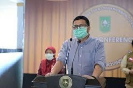 Riau Tambah 3 Kasus, Satu Pasien Miliki Riwayat Perjalanan dari Sumbar