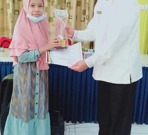 Apresiasi Kafilah MTQ, Camat Payakumbuh Timur Salurkan Bonus Buat Para Juara
