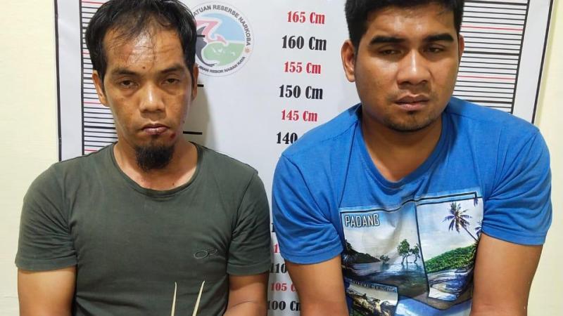 Oknum PNS di Nagan Raya Ditangkap Terkait Penyalahgunaan Narkotika Jenis Sabu