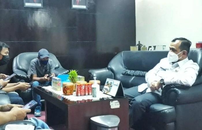 Gubernur Sumsel Tunjuk Edward Candra Jadi Plh Bupati OKU