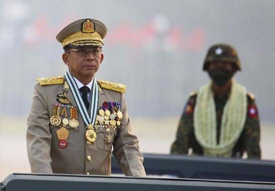 ASEAN Bujuk Junta Hentikan Kekerasan Myanmar di KTT Hari Ini