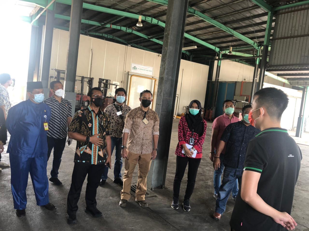 Polda Kepri Bersama Pemerintah Sidak Untuk Pasar dan Distributor Pangan di Batam