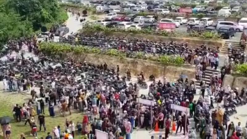 Kasus Kerumunan di Asia Heritage Terkesan Didiamkan
