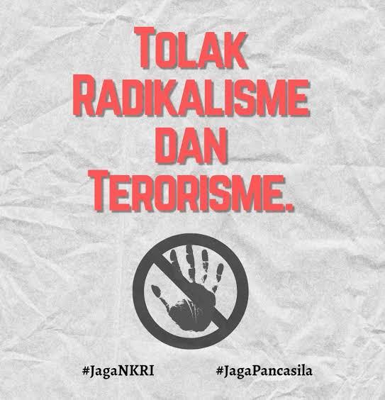 Galakkan Perang Melawan Radikalisme dan Terorisme di Riau