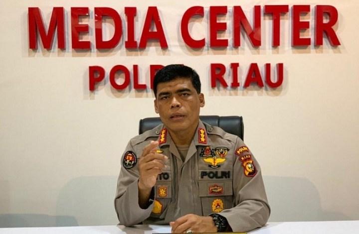 Polisi Selidiki Pihak yang Merekam CCTV Polda Riau dalam Insiden Perwira Pukul Petugas Jaga