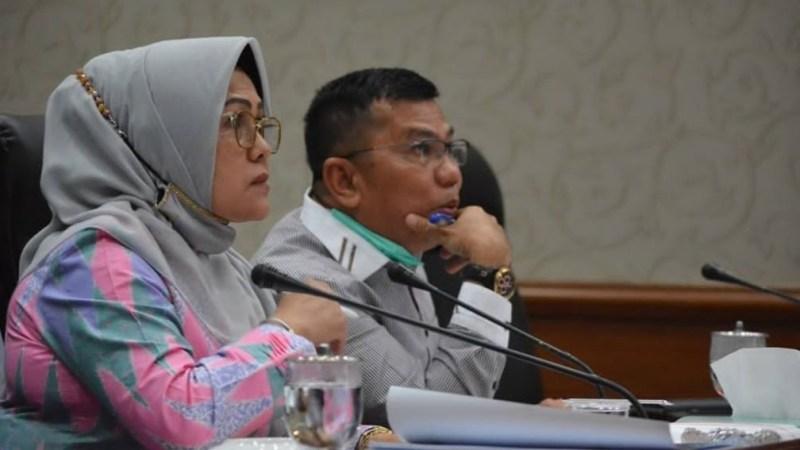 Komisi III DPRD Riau Lakukan Rapat Kerja Dengan BUMD Riau Terkait Evaluasi dan Kinerja BUMD