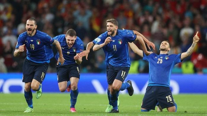 Euro 2020: Italia Bisa Bermain dengan Gaya Apa Saja