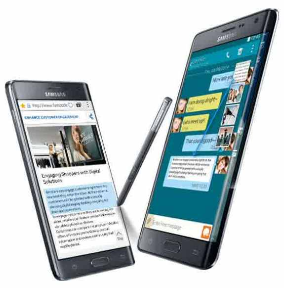 Samsung Note Edge