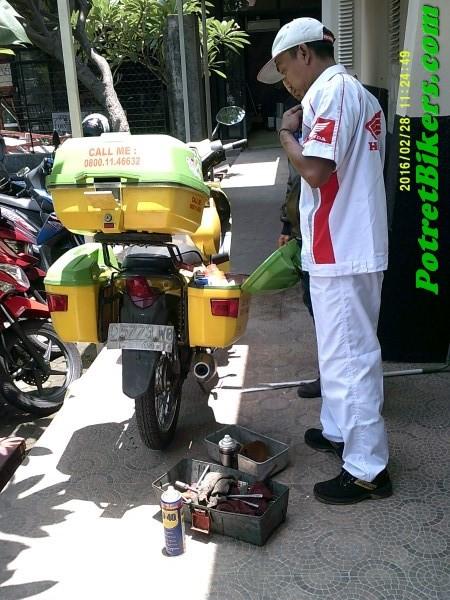 Honda Home Service