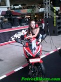 Honda Ladies cantik
