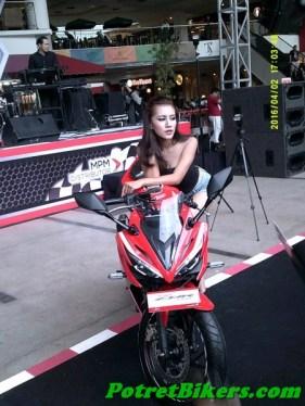 Honda Ladies cantik