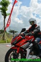 Test Ride All New CBR 150 R